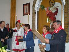 Acto Hermanamiento Valverde 2010