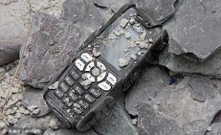 telefono movil irrompible