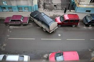 Estacionarse es ahora facil