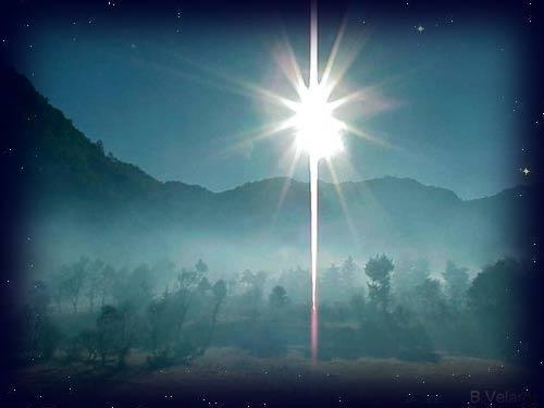 luz esperanzadora