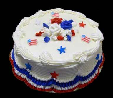 Mrs Macks Bakery Restaurant Memorial Day Patriotic Cakes