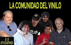 DJ NONO Y LA COMUNIDAD DEL VINILO