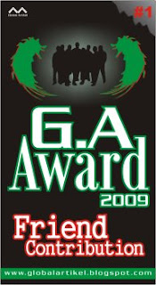 Award Untuk Blog Heboh