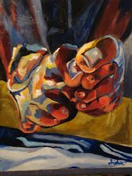Los pies según Earl Hammie