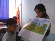 Los niños ayudan a ejemplificar...