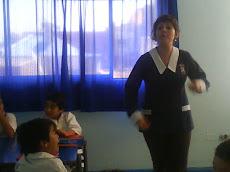 Alumnas de Pedagogia en Educación Básica...