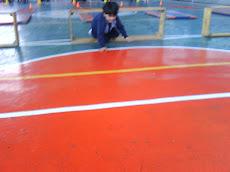 Alumnos evaluados en Educación Física...