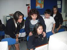Profesora Lucila y la Tecnología amigable...