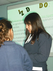 Profesora practicante Ximena Concha...