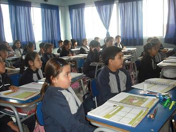 Alumnos y alumnas se lanzan en PARAPENTE 2...
