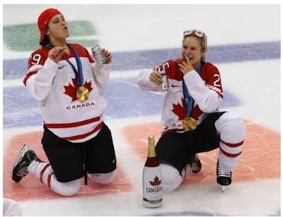 Something Canadian women gone wild