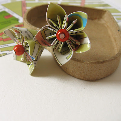 Relydesign, Lotus, origami, flower, etsy,