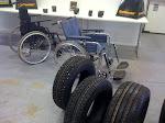 Säkert grepp med rullstol?