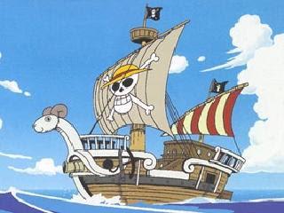 Barco da tripulação do multiplos que n tem ninguem ainda lol -.-' Goingmerry_onepiece_00