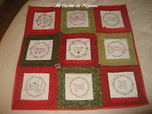 quilt navidad