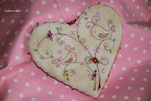 Corazón de Pajaritos