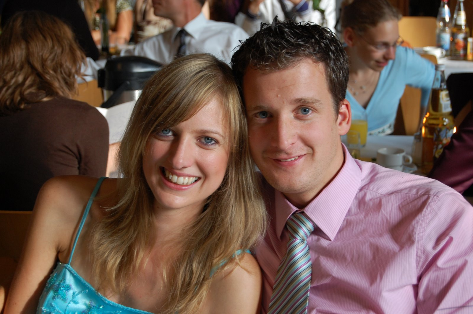 Jennys diary: Die Hochzeit meiner Cousine- the wedding of