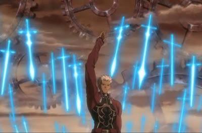 30 Days of Anime - Page 2 Archer%27s+Noble+Phantasm+UBW