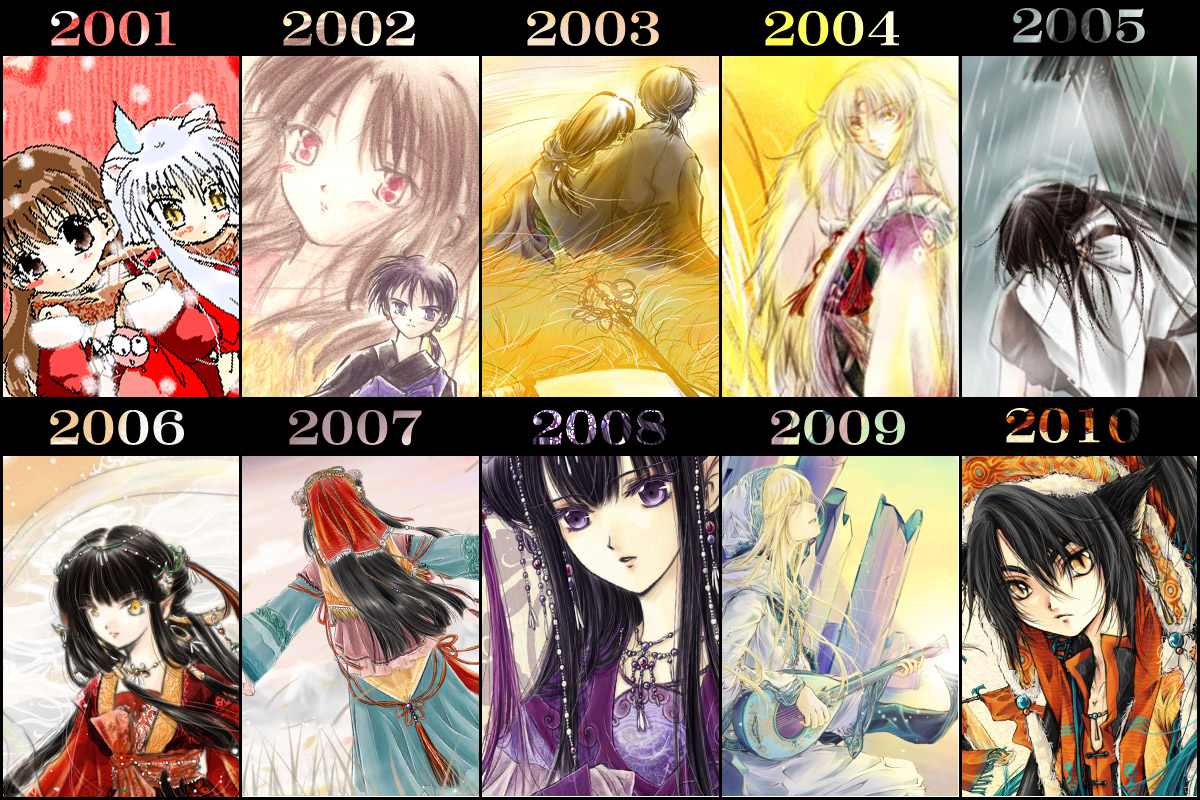 Anime And Manga Artist Sure Have Improve There Skill In Drawing Or Animation Year After Before 2000 The Old Were Cool So Nice That