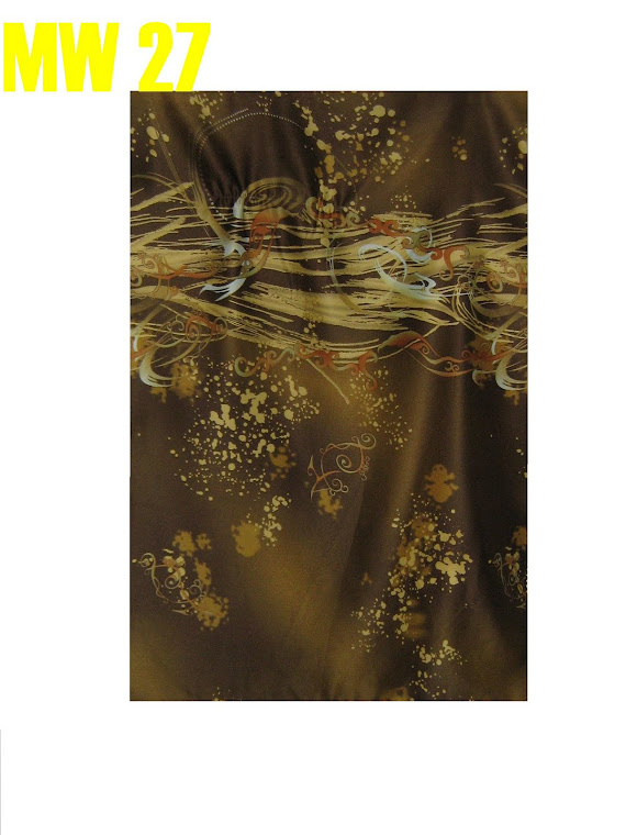 MW 27: BATIK UNIFORM SUITABLE FOR MEN AND WOMEN, QUALITY FABRIC