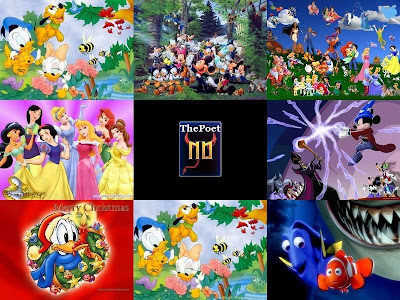 wallpaper of disney characters