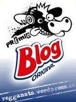 PRÉMIO BLOG ORIGINAL