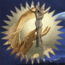 Divina Luz que envolve o nosso Ser