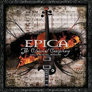 Epica - The Classical Conspiracy (2009) The-classical-conspiracy