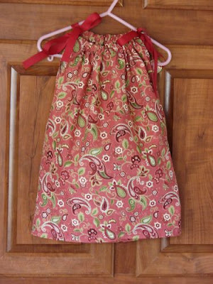 One Hip Mom Do It Yourself Pillowcase Dress Instructions