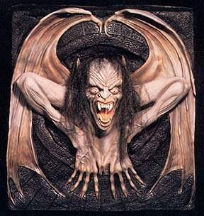 Gothic Vampire Bat Creature