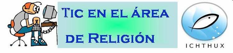 TIC en el área de Religión