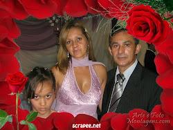 Família projeto exclusivo de Deus!