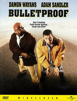 bulletproof Bulletproof (1996) Dubbed In Hindi   DVD