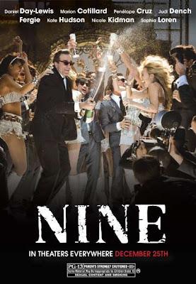 Nine (2009) | 3gp/Mp4/DVDRip Latino HD Mega