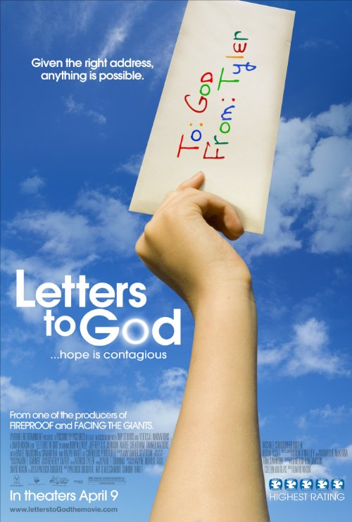 movie letters to god quotes