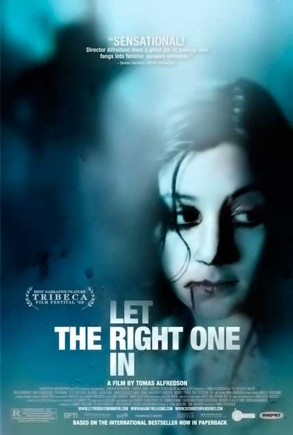 let the right one in amazon dvd