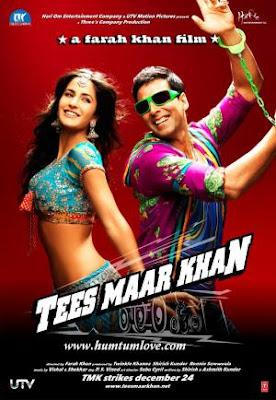 Tees Maar Khan (2010) - DVD Rip - 3gp Mobile Movies Online, Tees Maar Khan (2010)