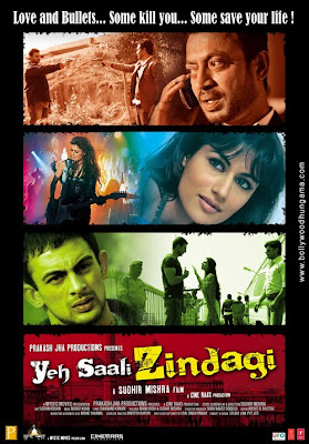 Yeh Saali Zindagi (2011) - PDVD - 3gp Mobile Movies Online, Yeh Saali Zindagi (2011)