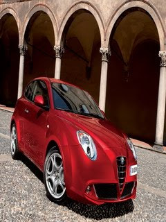 Alfa Romeo Mito car wallpaper Samsung Corby
