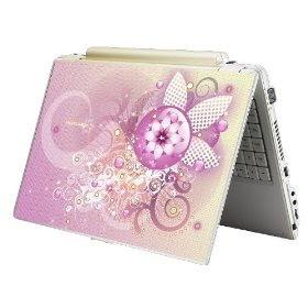 Pink Skin Sticker Laptop Notebook Chaos
