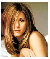 Celebrities Icon - hair trend icon - jennifer Aniston