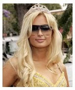 Celebrities Icon - party icon - Paris Hilton