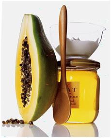 Natural Face Mask - Natural Papaya Mask to Reduce Wrinkles
