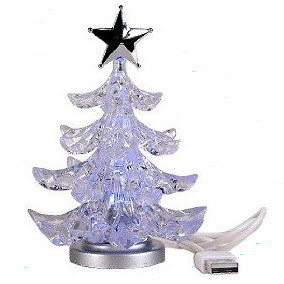 Christmas Gift Ideas – USB Powered Miniature Christmas Tree