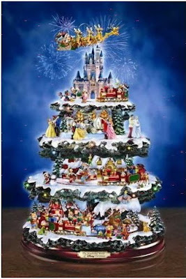 Disney Tabletop Christmas Tree - Christmas Gift Ideas