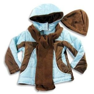 perfect winter jacket for kids