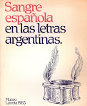 Sangre española en las letras argentinas