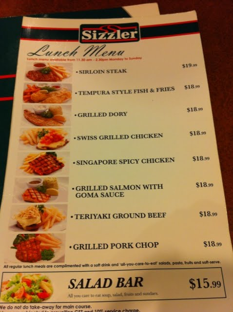 Mar 10,  · Sizzler Menu Prices, Price List. List of prices for all items on the Sizzler menu. Find out how much items cost.