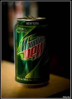 The girl mountain dew kill sperm pants