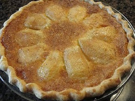 Pine Grove Grange Pear Pie